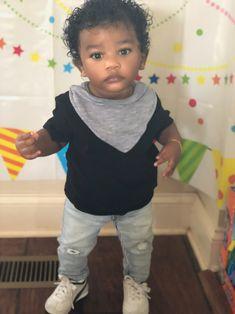 Cute Black Baby Boys, Beautiful Black Babies, Cute Little Baby, Pretty Baby, Beautiful Children, Cute Kids, Little Boy Swag, Baby Boy Swag, Cute Mixed Babies