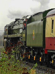 /by allan5819 #flickr #steam #engine