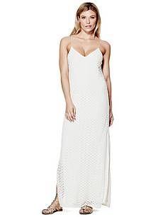 Jamila Sleeveless Maxi Dress | GUESS.com