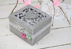 Caja del portador del anillo caja del anillo de por SimplyCosyMBA