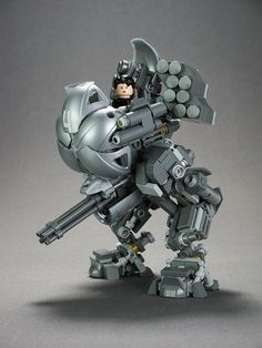 Assault WAR DOLL 3  #firestartoys #moc #LEGO