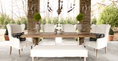 Image result for coastal french country decor