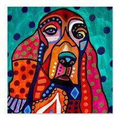 Irish Setter Art Shower Curtain Dog Shower by HeatherGallerArt, $90.00