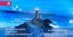 Parallax Slideshow (Miscellaneous) #Envato #Videohive #aftereffects
