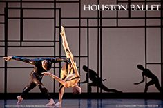 Three of the world's leading female choreographers will take Houston Ballet on a spectacular odyssey of dance with Women@Art, running Sept. 20 – 30.