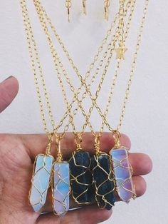 Crystal Necklaces – Stargaze Jewelry