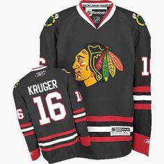 f5c14b172 Chicago Blackhawks Artemi Panarin Black Premier Jersey Stitched NHL Reebok  L. chicago blackhawks · Authentic Marcus Kruger ...