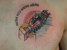 pink floyd tattoo - Pesquisa Google