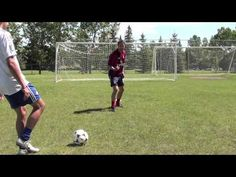 5 Soccer Drills Every Soccer Player Must Practice To Improve - YouTube