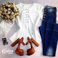 A bata cria um estilo casual chique e deixa a gente preparada para qualquer ocasião.  #tendencia #moda #fashion #luizamodas #estilo