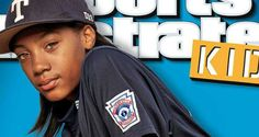 13-year-old Mo'ne Davis is 2014 Sports Illustrated Kids Sports Kid of the Year http://www.missomoms.com/mone-davis-sports-illustrated/