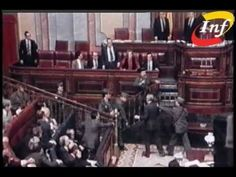 ▶ videos 23f coronel tejero, golpe de estado - YouTube