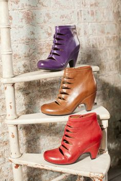 I have these in black!  (Love Miz Mooz shoes and boots)