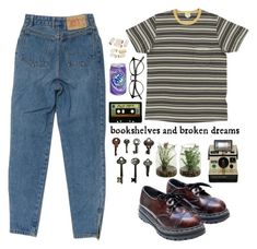 """my home"" by invisibilispiritus ❤ liked on Polyvore featuring Advantus, Michele, men's fashion and menswear"