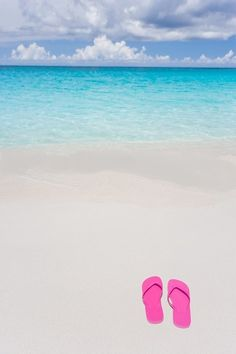 Perfect spot to put my toes in the sand! The Beach! #cheapcaribbean #cheapcaribbean.com