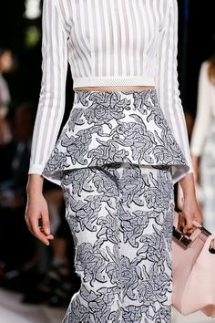 Balenciaga Spring 2014 RTW - Details - Fashion Week - Runway, Fashion Shows and Collections - Vogue