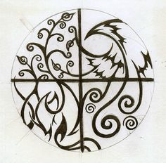 Elemental Tattoo Again by ~Cloudberg on deviantART