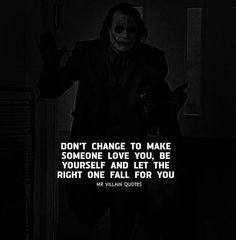 I cud make a few , but y?kick the mo fo to the curb! Psycho Quotes, Hero Quotes, Wolf Quotes, True Quotes, Heath Ledger Joker Quotes, Best Joker Quotes, Badass Quotes, Joker Images, Joker Pics
