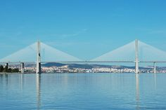 Vasco da Gama Bridge, #Lisbon, #Portugal.
