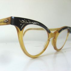 Vintage eyeglasses - one of my obsessions and collections.