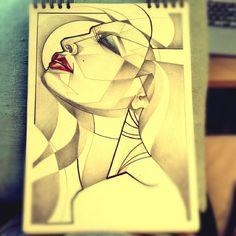 Artwork by Marie Kraus