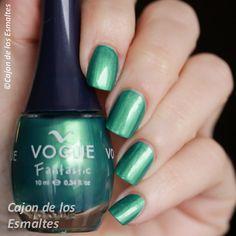 Esmaltes de uñas Vogue Esmaltes Vogue - Pavo real 98 #voguefantastic