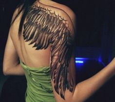 Back tattoos for women can be graceful and very pleasing to the eye. One of the most beautiful back tattoos for women is a pair of wings. A wing tattoo design usually consists of two wings, one on either side of the back. The most common placements for a set of wings tattoos is on …