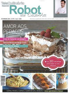 TeleCulinária Robot de Cozinha Nº 73 - Fevereiro 2014