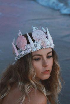 Fairy Dust Mermaid Crown