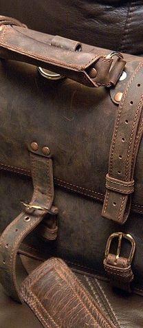 aged leather - beautiful