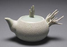 Naoko Matsumoto, Teapot via Vessels Gallery
