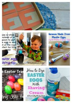 April Fools and Egg fun, remember these for next year!