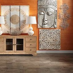 Serenity Buddha Panel | Wall Decor | Z Gallerie