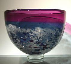 Lisa Samphire   Two Tone Bowl 5x7