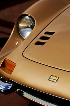 ✯ 1973 Ferrari 246 Dino GTS