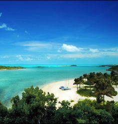 Fowl Cay Resort in the Caribbean -  Exumas, Bahamas