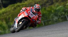 Ducati pair Iannone and Dovisioso right on the pace at the firstst of the year, 3rd and 5th.