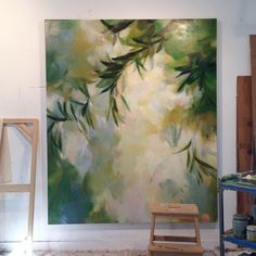 Studio Shot of 'Eyeleted Refuge' in progress   ||   Elise Morris