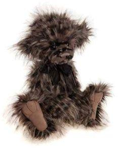 Charlie Bears Plush Galaxy Bear - 2015