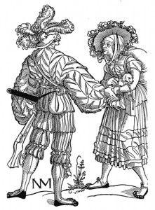 Doppelsoldner-n-Frau-1 Trossfrau (Kampfrau)