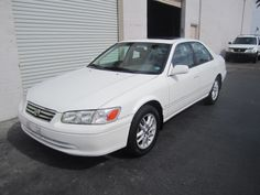 Used Toyota Camry for Sale only at $4888