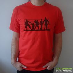 James Bond w/ Usual Suspects mashup t-shirt from #arcanemovietshirts - awesome.