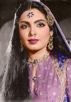 Parveen Babi, 80s Actresses, Bollywood Pictures, Vintage Bollywood, South Indian Film, Beautiful Bollywood Actress, Brown Girl, Abaya Fashion, Bollywood Stars