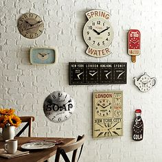 Newgate clock collection from John Lewis