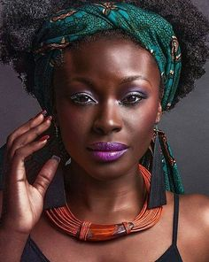 Real African Girls