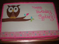 owl cakes for girls   Recent Photos The Commons Getty Collection Galleries World Map App ...