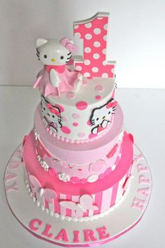 I wanna get this cake for my daughters first birthday once i have a daughter but with her name which will be Brookelynn!