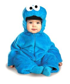 Look what I found on  zulily! Cookie Monster Plush Dress-Up Outfit - 4dae16ed8e6b