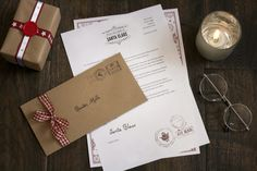 Order today at myletterfromsantaclaus.com #FatherChristmas #Christmas #Santa #Festive #SantaLetter