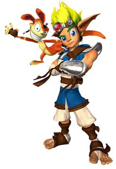 I got Jak and Daxter! Which Gaming Duo Are You And Your BFF?